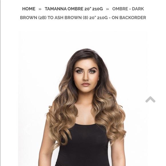Other Bombay Hair Tamanna Extensions Poshmark